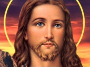 Jesus-Face-With-Blue-Eyes-Picture-With-Halo