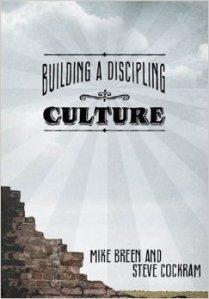building a discipleship culture