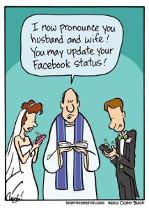 Facebook-Marriage